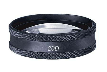 Ophthalmic Lenses 20D