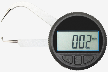 Digital Lens Thickness Gauge