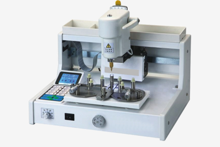 3G Digital Lens Auto Drilling Machine