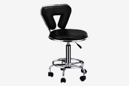 Dr Stool with Back Rest